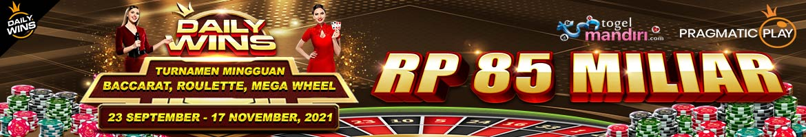 DAILY WINS LIVE CASINO WEEKLY TOURNAMENT